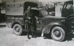 Serafini Umberto ed il suo primo automezzo by Gruppo Serafini