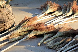 Handmade brooms | by Jeffrey Krebs