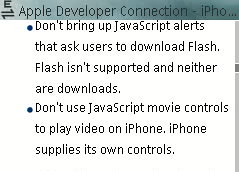 iPhone Developer Tips | From apple's developer guide aka Fuc… | Flickr