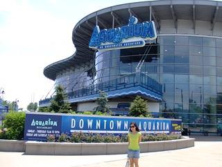 Denver Downtown Aquarium | by saturnism