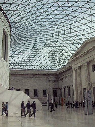 British Museum Courtyard (Old British Library) | by peterl