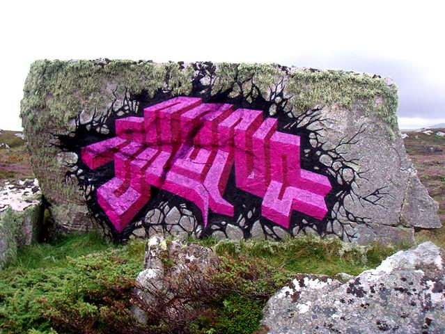 Ibex--Scotland