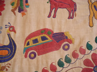 Bengali embroidery   by angusf