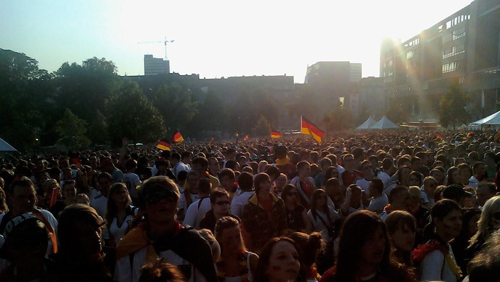 Köln Public Viewing