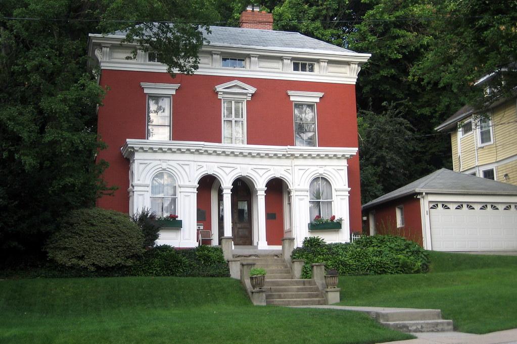 NYC - Staten Island - New Brighton: Hamilton Park Cottage