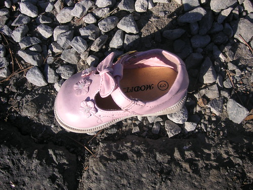 abandoned baby shoe | by blmurch