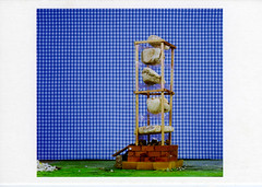 Tinka Pittoors (1977)<br /> Ongewenst monument, 2006<br /> digitale print