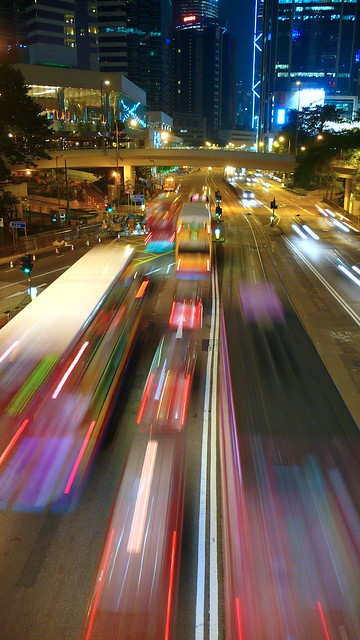 Traffic motion