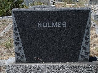 What up Holmes   by warrenski