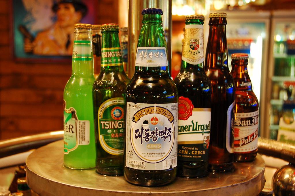 north korean beer   riNux   Flickr