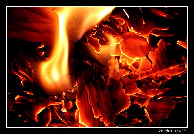 feels like fire