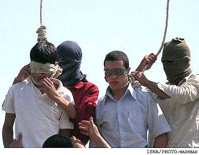 Gays Hanged in Iran | by Buddy Stone