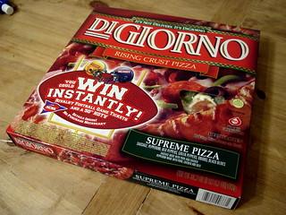 Digiorno Pizza Box Who Digiorno Type National Brand Prep