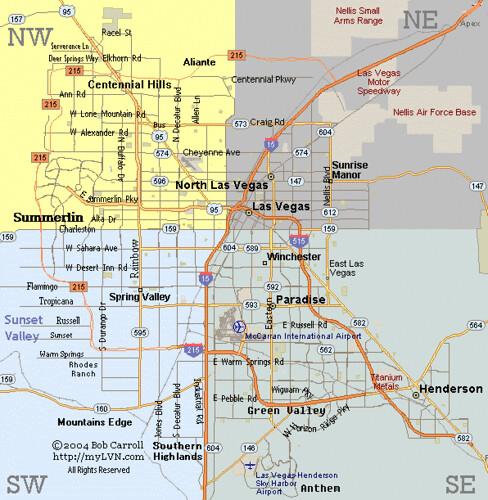 North Map Of Las Vegas on las vegas freeway map, las vegas walking map, las vegas hotel map printable,
