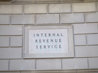 Internal Revenue Service | by saturnism