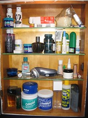 My Medicine Cabinet   by Steve Isaacs