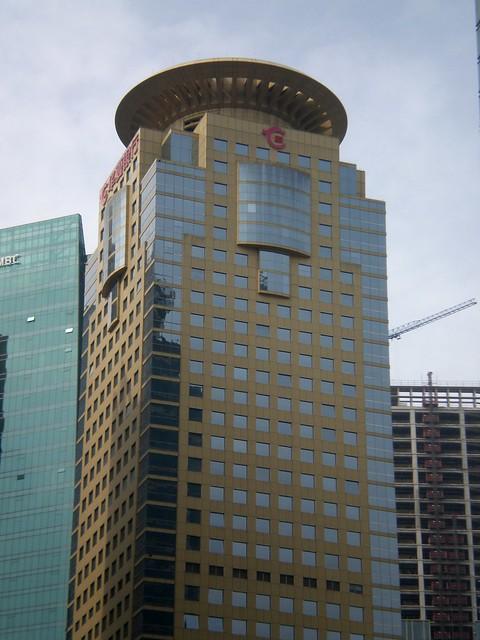 Jing Yin Mansion / Huaxia Bank/ Jingyin Mansion Building, Shanghai, 华夏银行大厦, 上海