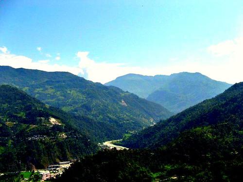 india mountains geotagged asia sikkim valleys westbengal gangtok subcontinent carpefeline naturewatcher geo:lat=27316341 geo:lon=88603878