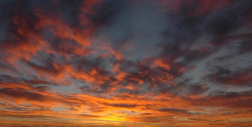 sunrise angle wide