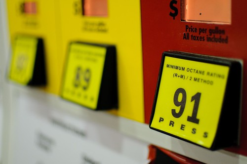 Minimum Octane Rating | by Henderson Images