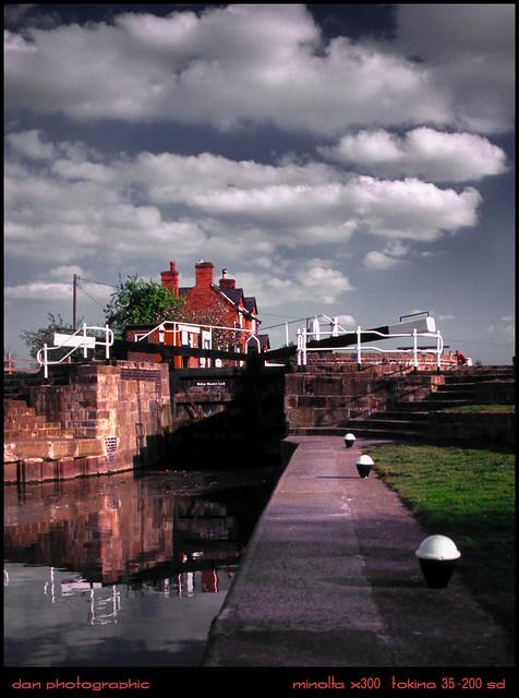 Bishop Meadow Lock - Loughborough