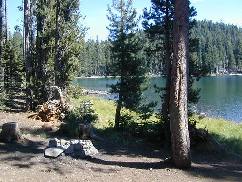 Echo Lake Campsites