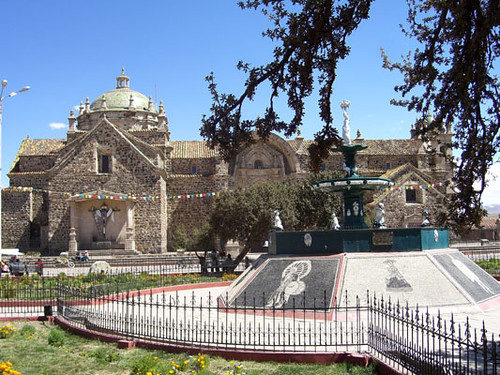 Armas LampaPuno Iglesia PerúPlaza con de Ap la Santiago 8nw0kOP