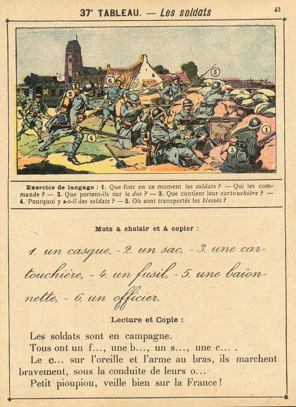 vocab37 soldats