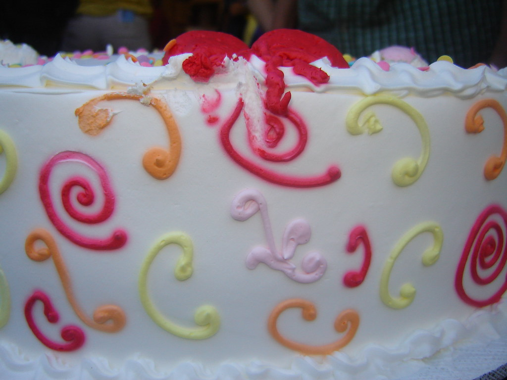 Birthday Cake For A 100 Year Old Farmers Market Seattle WA August 17