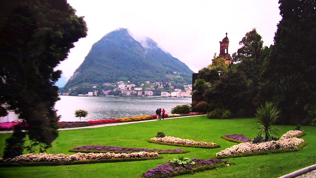 Lugano   - 1