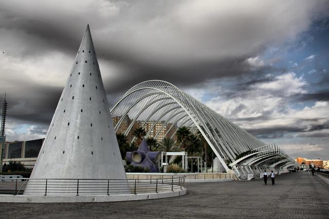 12 Ciudad de las Artes y las Cienciencias