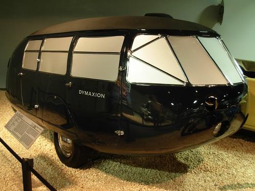 1934 Dymaxion | by brewbooks