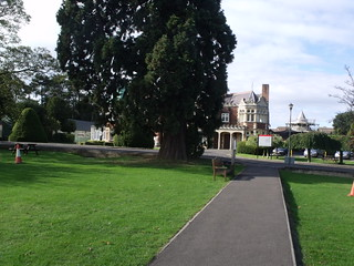 Bletchley Park House Mansion Path This Is The