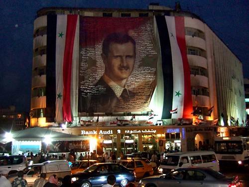 Bashar al-Assad | by delayed gratification