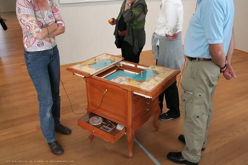 documenta 12 | Sonia Abian Rose / Das Konzentrationslager der Liebe | 2007 | Schloss Wilhelmshöhe | by A-C-K