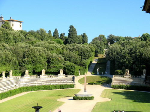 Boboli Gardens | by HarshLight