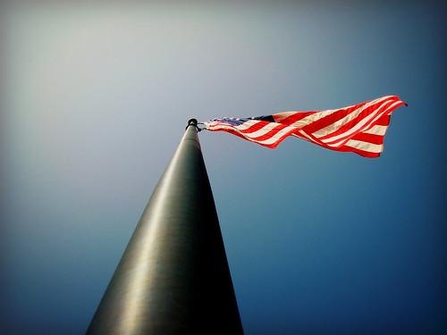 usa minnesota stars lomo stripes flag pole rochester rochestermn canons3 soldiersfieldmemorial