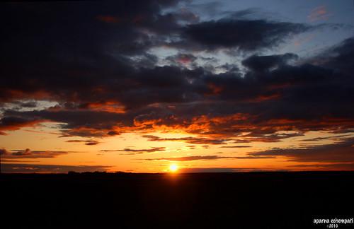 sunset sky canada clouds saskatchewan moosejaw prettysunset ihopeiseemoresunsetswhileimhere