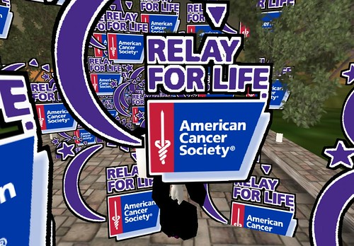Relay for Life trails | by Toastwife