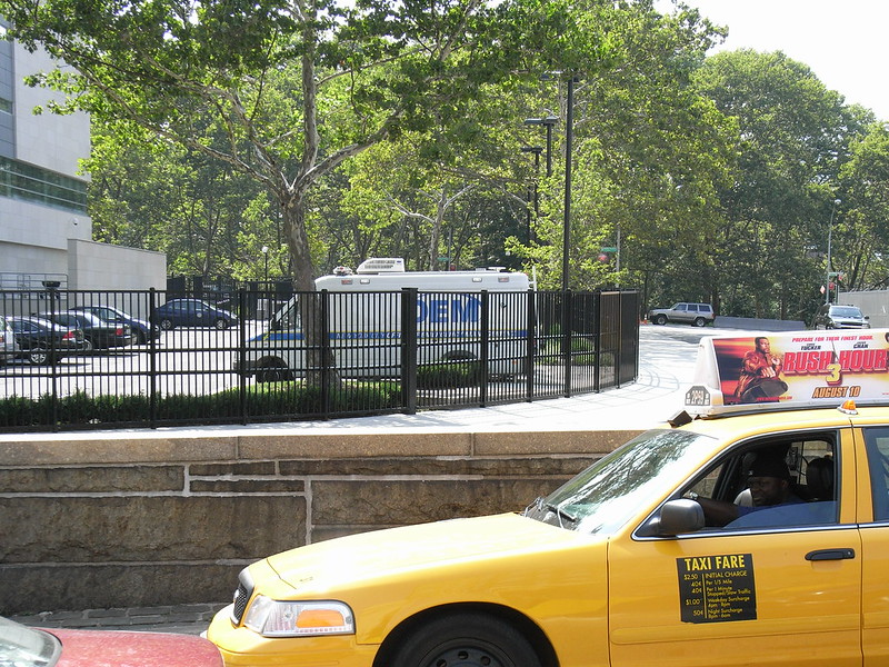 NYC OEM Parking Lot