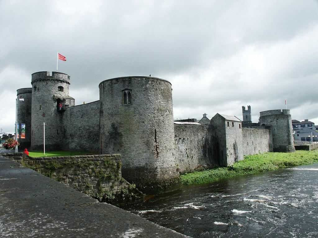 King John's Castle - Limerick by malona