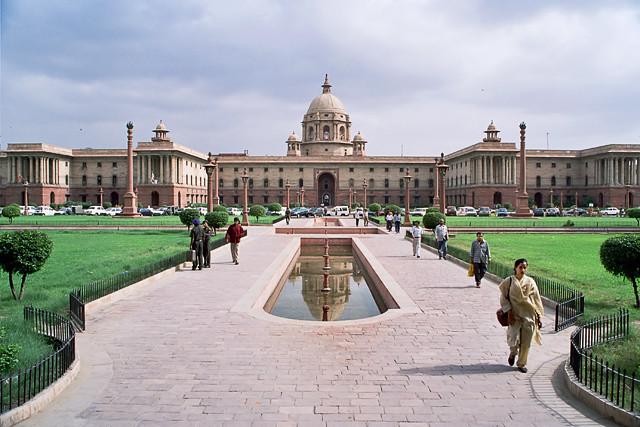 Delhi - The Parliament