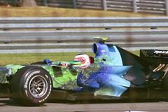 Rubens Barichello's Honda(Earth Car) | by johnwaynewest