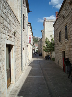 Back Street in Bol | by thomasbrightbill