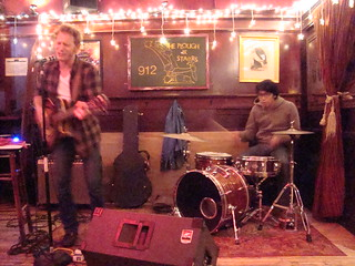 Chris Warren W/ Dominic Mariano Live @ The Plough and Stars 4