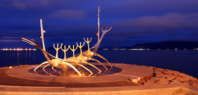 Iceland: Sólfar (Sun Voyager)