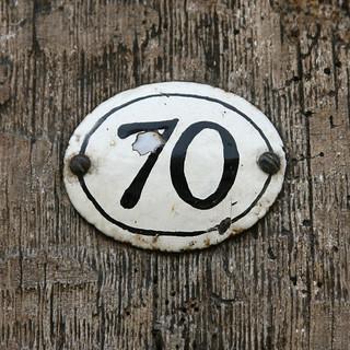 70   by Leo Reynolds