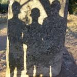 Almendres Menhir, Evora, Portgual
