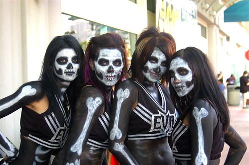 Comic Con 2007: Evil Cheerleaders