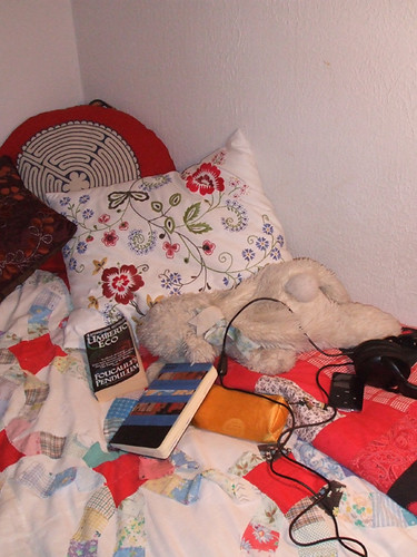 Messy Thrilling Bedroom, Part 4.